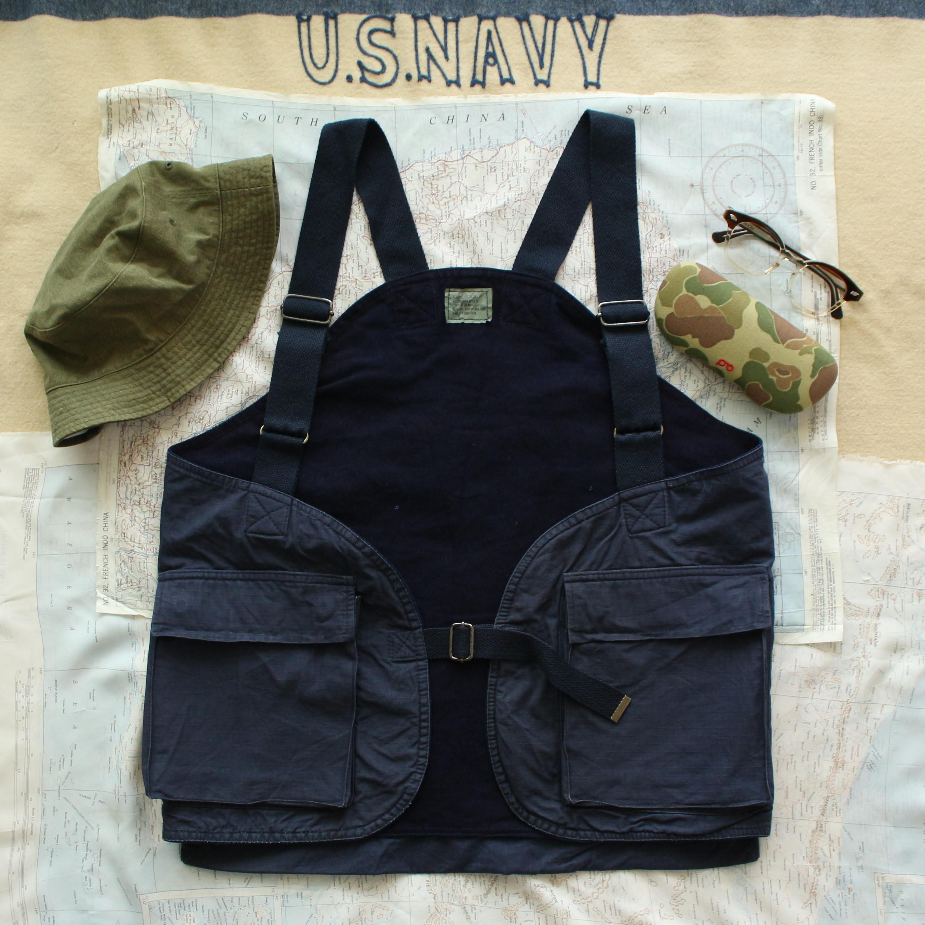 1990's B.D.U Vest Made by DoubleArms (Free Size)
