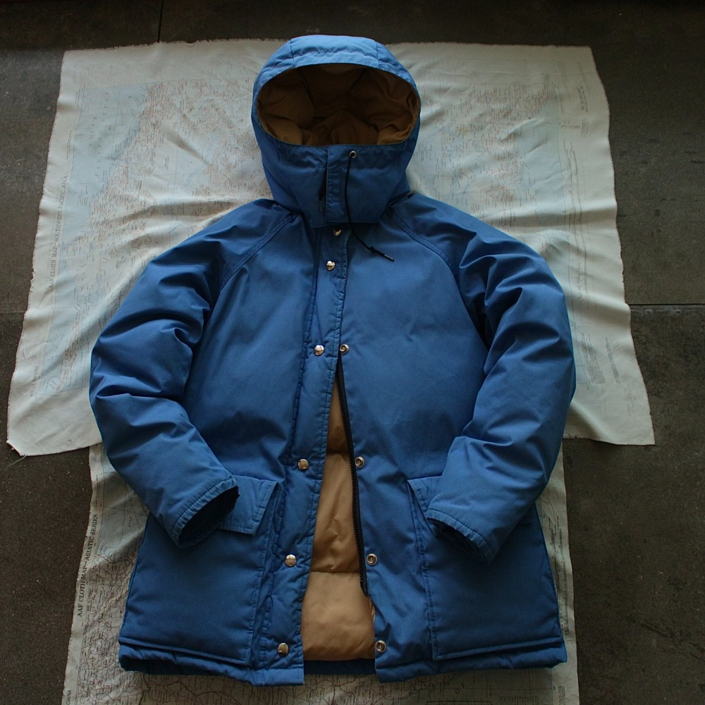 Rare 1970's EMS Mountain Down Parka (95size or Womans)