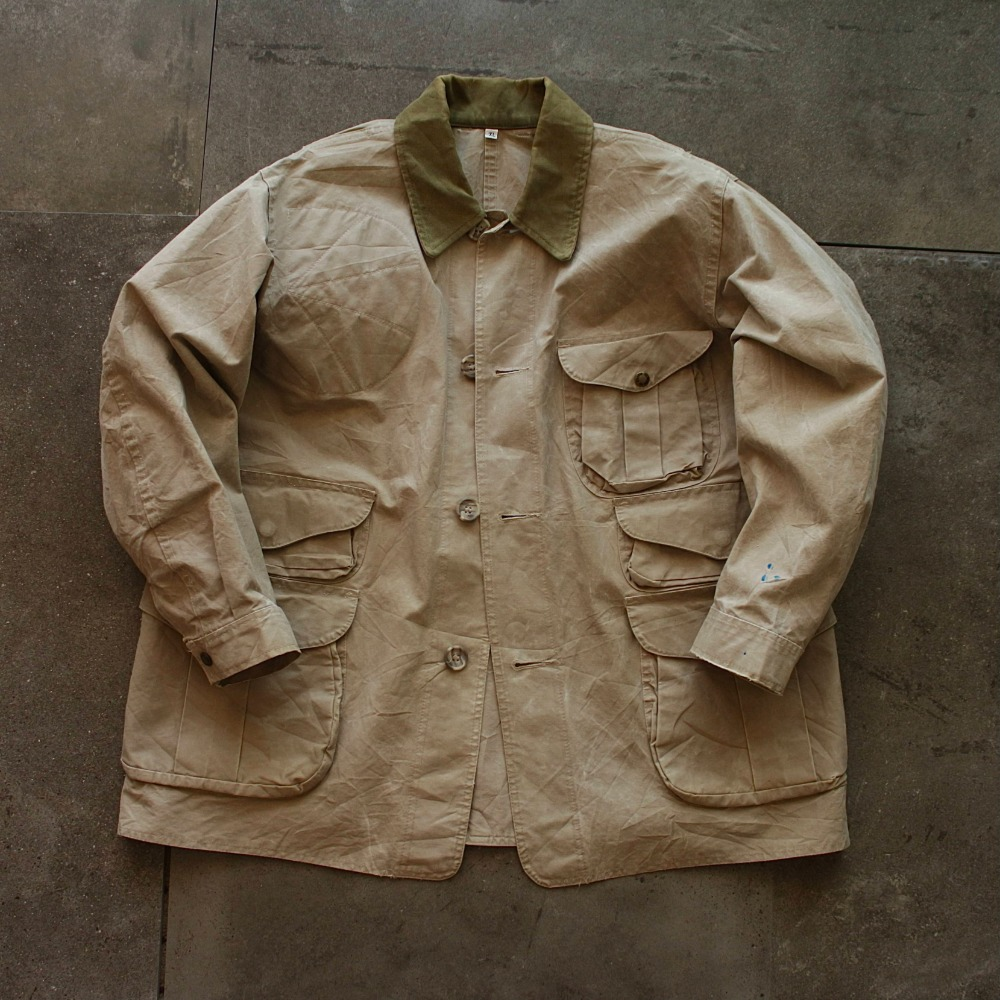 1980's Filson Canvas Hunting Jacket (105size)