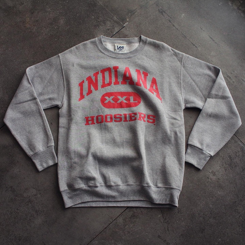1990's Lee Sports Indiana Hoosiers Sweatshirt (100size)