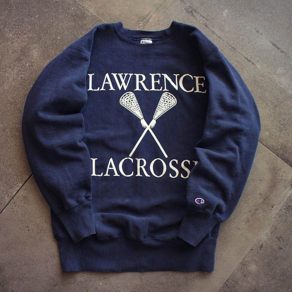 Rare Early 1990's Champion Lawrence Univ. ReverseWeave (100-105size)