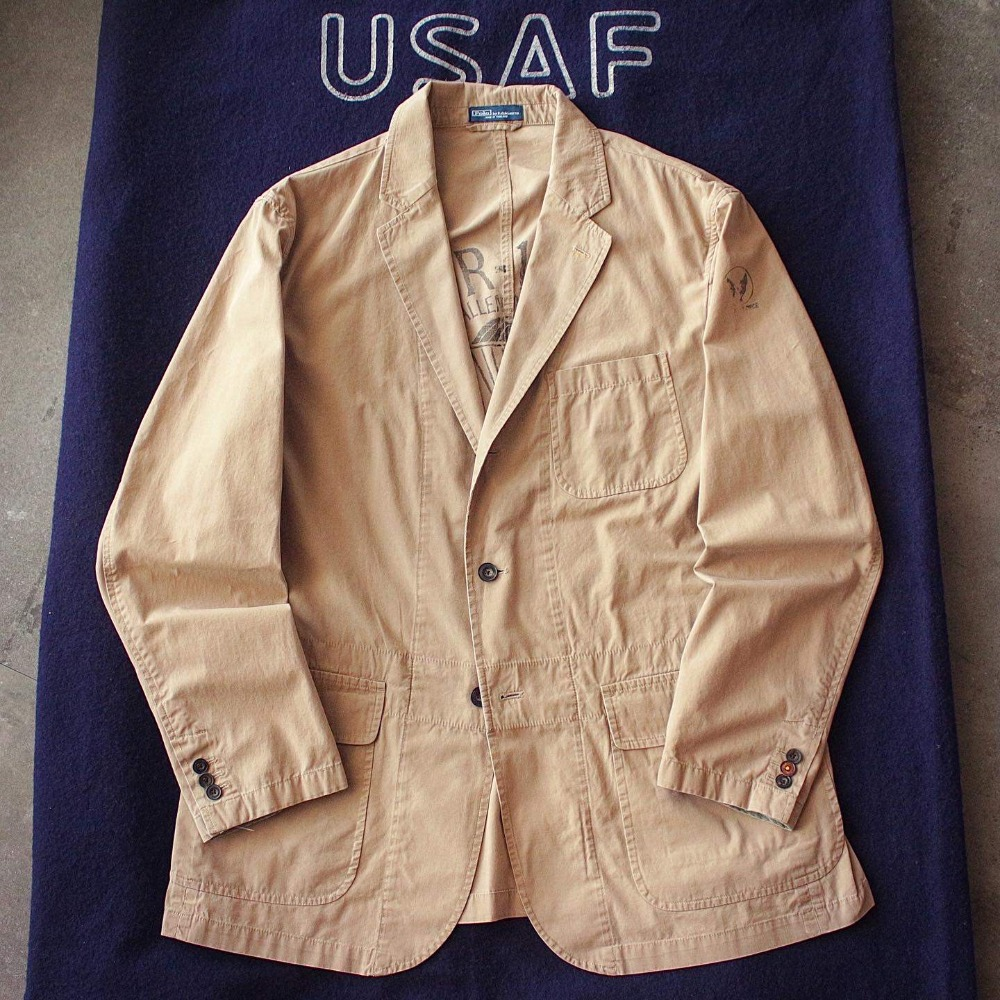 Rare 1990's Polo Ralphlauren USAF Jacket (105-107size)