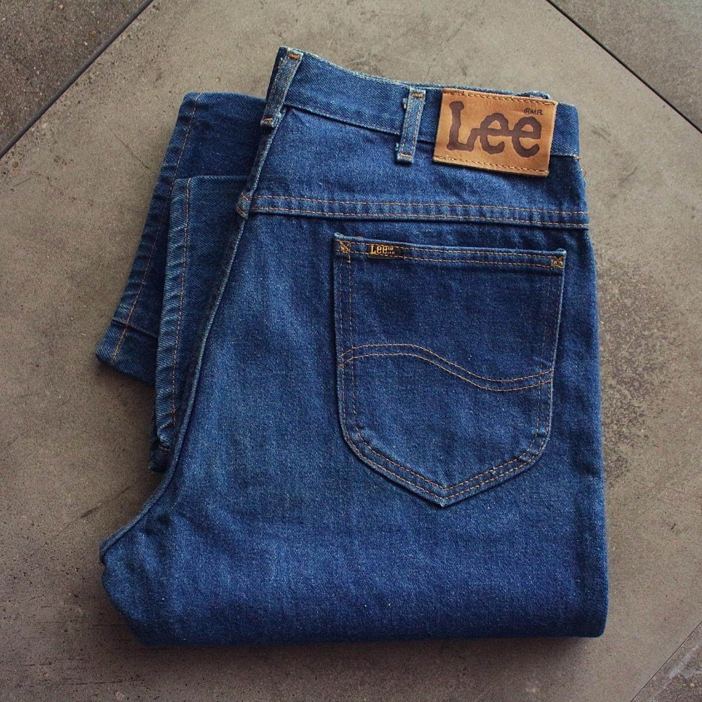 Early 1990's Lee Classic Denim Pants (32-33inch)